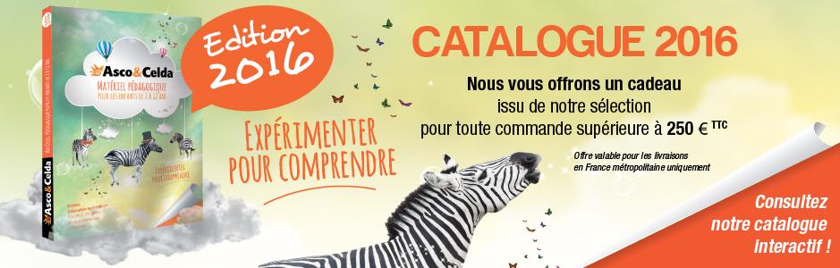 Nouveau Catalogue 2016