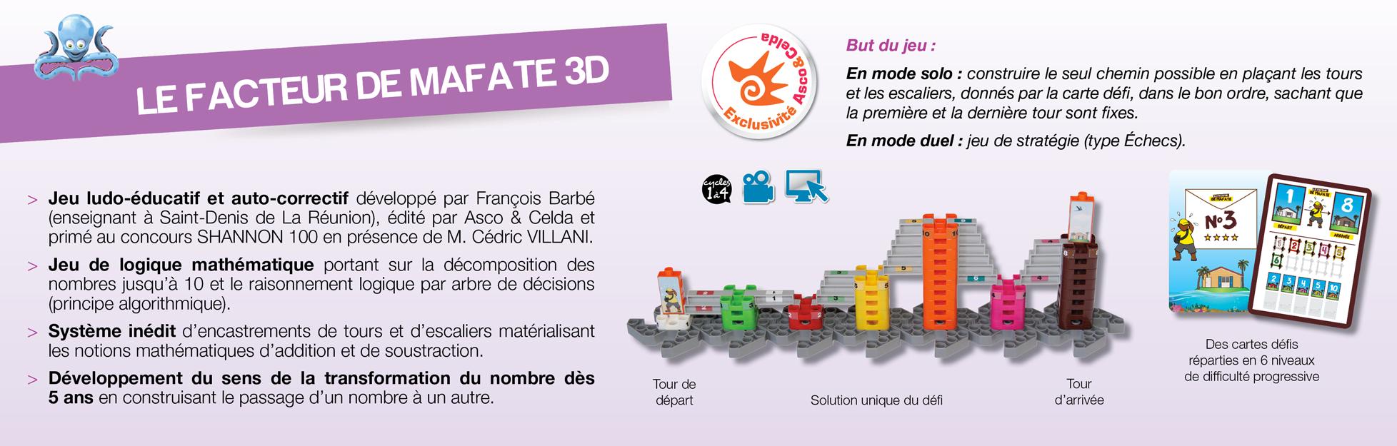 Le Facteur de Mafate 3D
