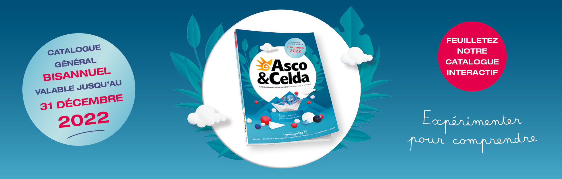 Asco et Celda catalogue 2021/2022