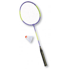 B - Ensemble Badminton Junior : 4 raquettes standard, 2 volants