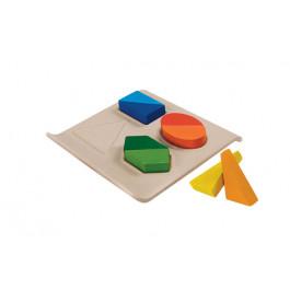 A - Puzzle des formes (Recto) _ 18M+