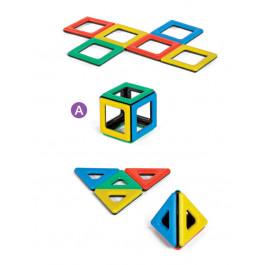 32 pièces couleurs