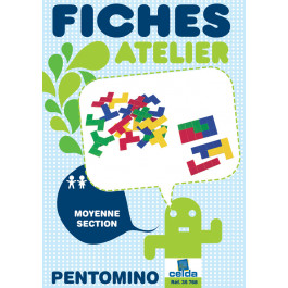 "A - Fiches atelier : ""Pentamino"" - 1"