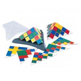 Pyramini multicolore