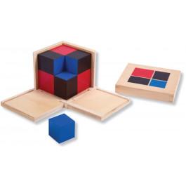 A - Cube du binôme