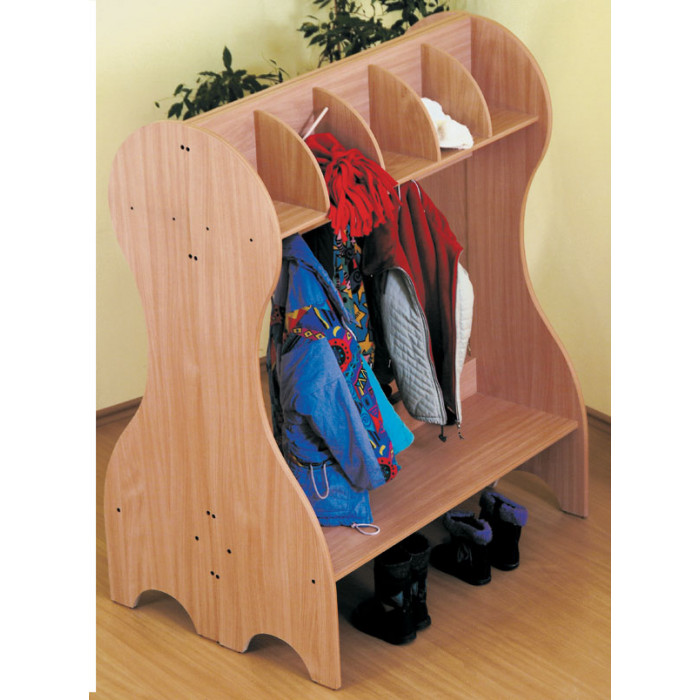 vestiaire 5 enfants vestiaires am nagement de la classe. Black Bedroom Furniture Sets. Home Design Ideas