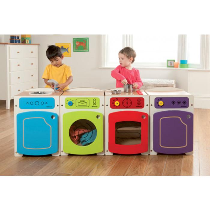 machine laver mobilier coin cuisine activit s symboliques. Black Bedroom Furniture Sets. Home Design Ideas