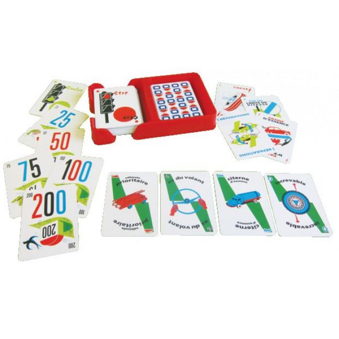 1000 bornes jeux de cartes jeux d 39 apprentissage. Black Bedroom Furniture Sets. Home Design Ideas
