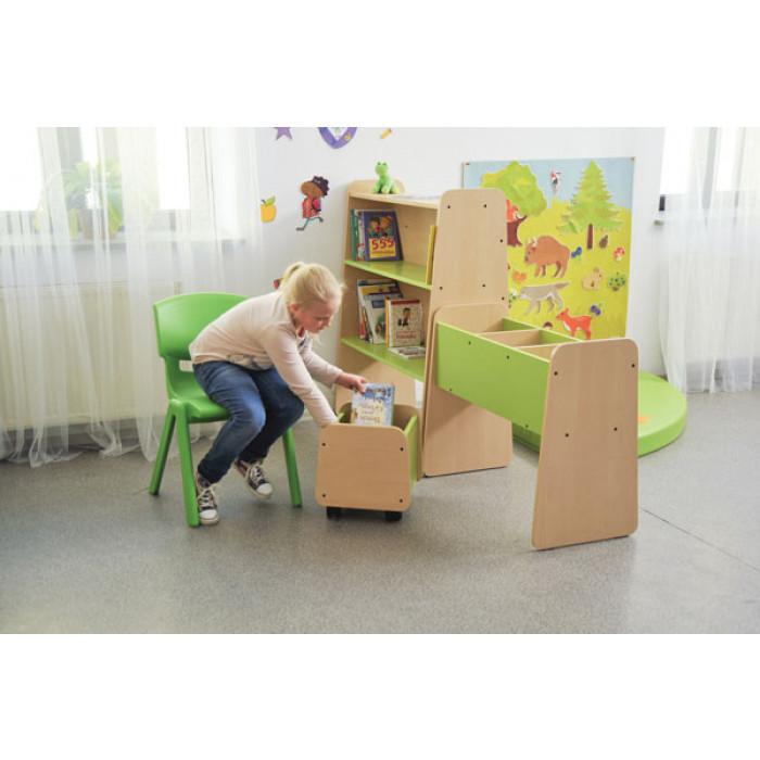 mini bac livres mobilier am nagement de la classe. Black Bedroom Furniture Sets. Home Design Ideas