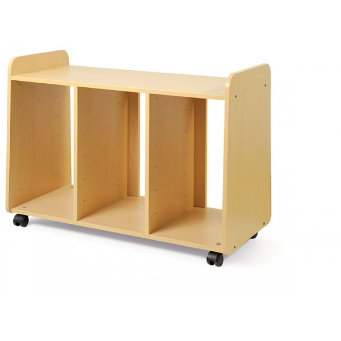 Meuble roulettes 9 cases mobilier am nagement de la - Meuble 9 cases ...