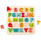 Encastrement alphabet