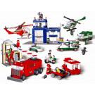 """Briques de construction """"Police et Pompiers"""""""