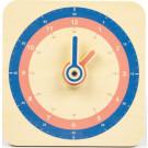 Horloge individuelle en bois