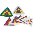 Support et modèles pour blocs géométriques