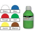Peinture acrylique - flacon de 250 ml