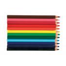 Gros crayons de couleur