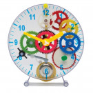 Horloge à monter et démonter