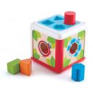 Cube trieur de formes