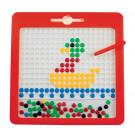 Tablette magnétique en couleurs