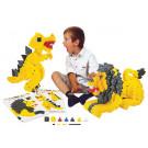 Projet de classe : Lion / T-rex