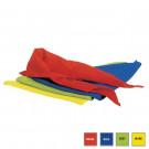 4 foulards de jeu