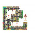Puzzle Sol - La ville