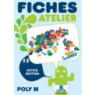 """Fiches atelier """"Poly M - Ensemble 160 pièces"""""""