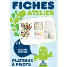 """Fiches atelier """"Plateaux à pivots"""""""