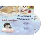 Musiques douceur : grands compositeurs