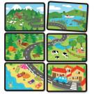 """ORDIMA : Puzzles """"Sur la route des vacances"""""""