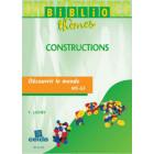 """Bibliothème """"Constructions - Utiliser et créer des fiches techniques"""""""