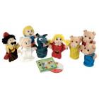 Marionnettes des contes traditionnels