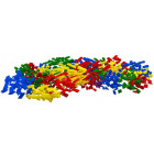 Briques de construction : ensemble 1000 pièces