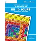 Maîtriser les tables de multiplication en 10 jours