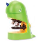 Premier microscope : DinoxScope
