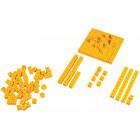 Cubes-Union jaunes