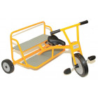 Tricycle multiplace