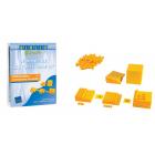 """Bibliothème """"Je manipule les cubes base 10"""" + les cubes base 10 encastrables"""