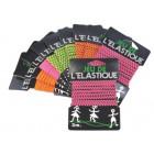 8 élastiques