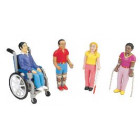 Les handicapés