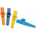 4 kazoos