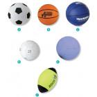 Ballons en caoutchouc