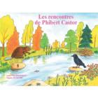 """Les rencontres de Phibert Castor"" - 5 albums"