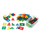 Formes géométriques et solides à construire