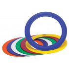 6 anneaux de jonglage