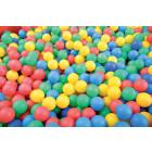 500 balles multicolores