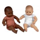 Bébés corps souple 60 cm