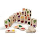 """Domino """"Fruits et légumes"""""""