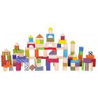 100 Pierres de construction décorées