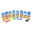Sable coloré : les 8 teintes en 300 g